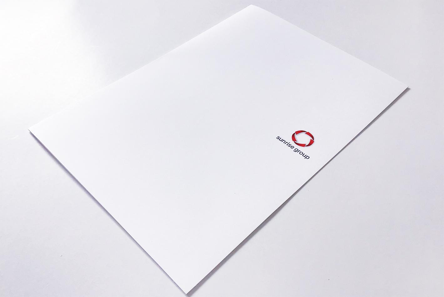オンデマンド印刷ホルダー